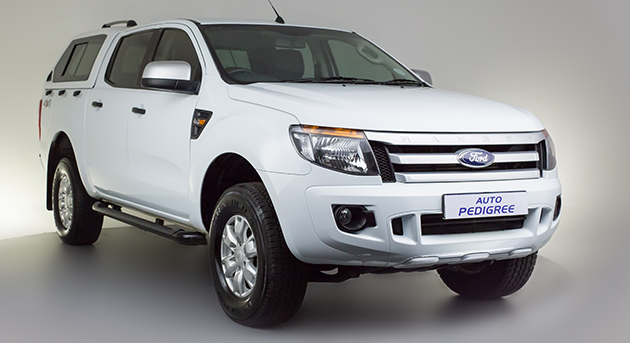 Find a used Ford Ranger 2.2 double cab 4x4 XLS 2015 for sale