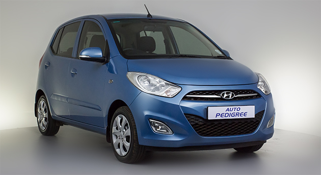 Find a used Hyundai i10 1.1 GLS 2016 for sale