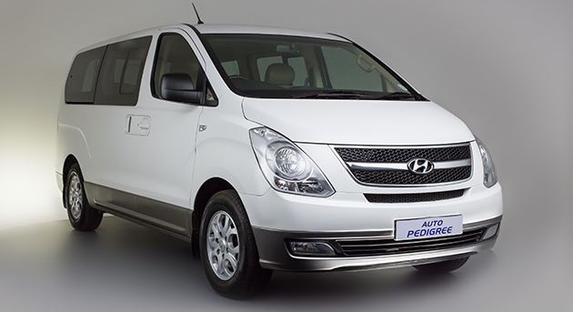 Find a used Hyundai H-1 2.4 wagon GLS 2016 for sale