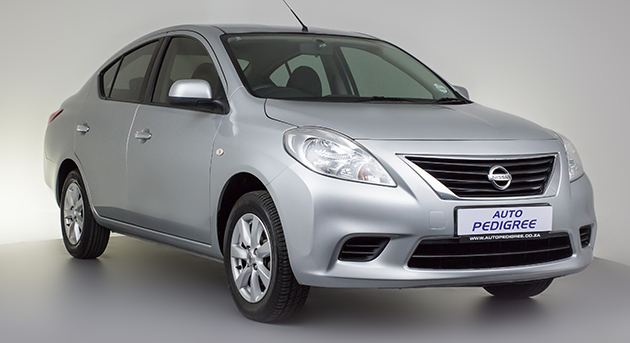 Find a used Nissan Almera 1.5 Acenta auto 2013 for sale