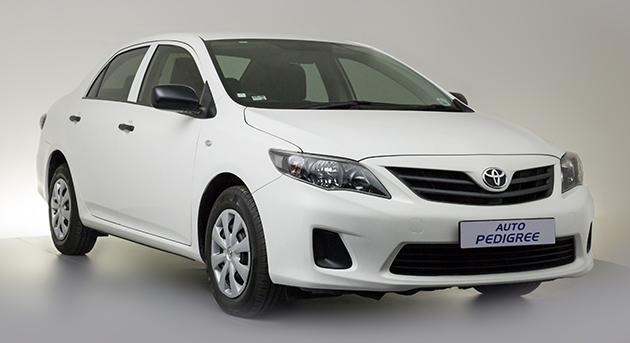 Find a used Toyota Corolla Quest 1.6 auto 2017 for sale