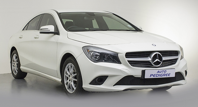 Find a used Mercedes-BenzCLA200 auto2016 for sale