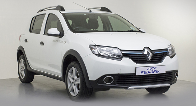 Find a used Renault Sandero Stepway 66kW turbo 2016 for sale