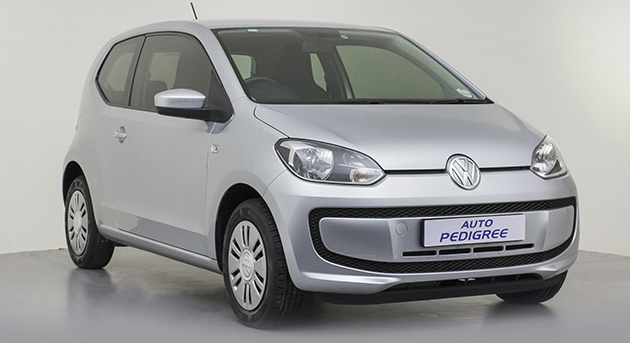Find a used Volkswagen move up! 3-door 1.0 2016 for sale