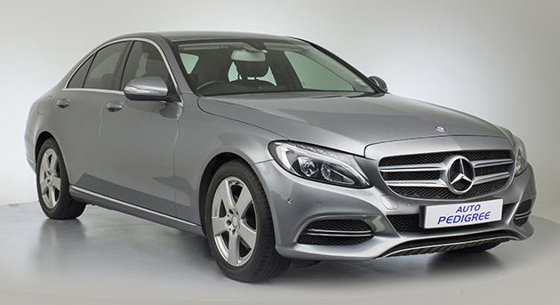Find a used Mercedes-BenzC180 auto2015 for sale